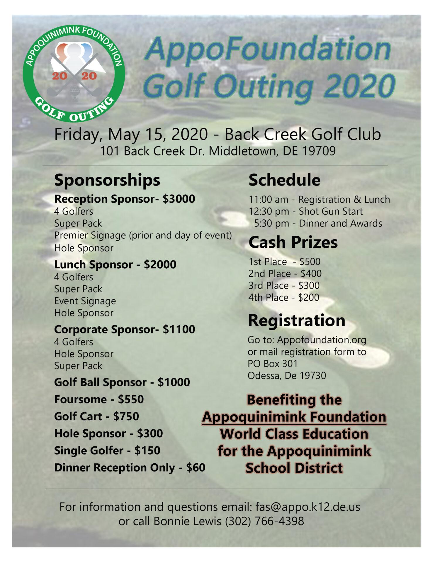Golf flyer 2020_1584038749824
